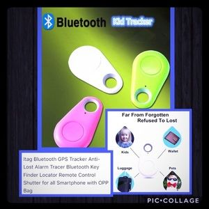 Accessories - Bluetooth GPS tracker